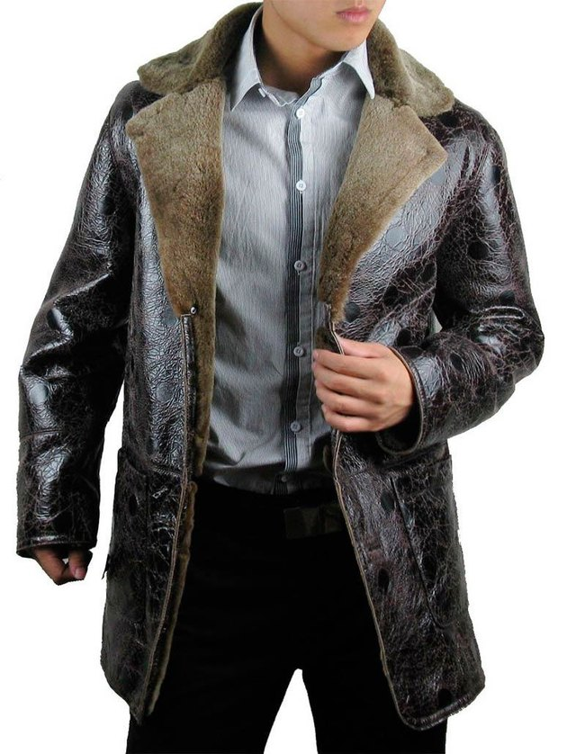 Сегодня модные дубленки мужские 2015 фото изготавливаются из первоклассной кожи наилучшей выделки